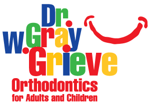 Header Logo Dr. W. Gray Grieve Orthodontics Eugene OR